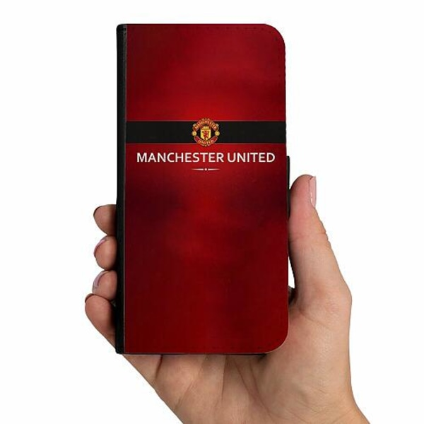 Xiaomi Mi 10T Lite Mobilskalsväska Manchester United