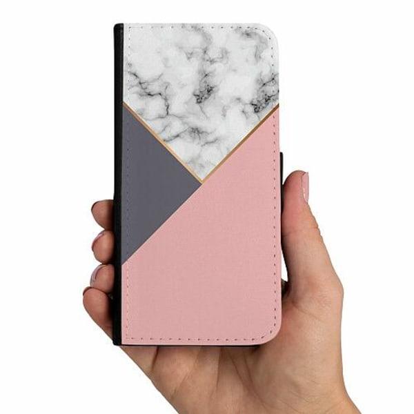 Samsung Galaxy A40 Mobilskalsväska Marble Cut