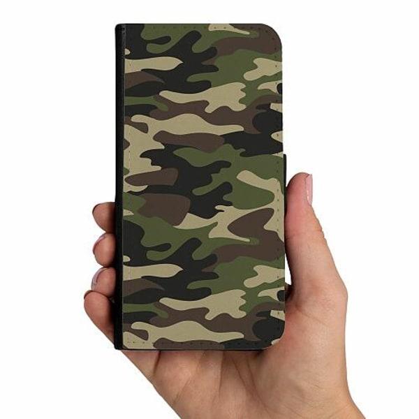 Samsung Galaxy A40 Mobilskalsväska Military