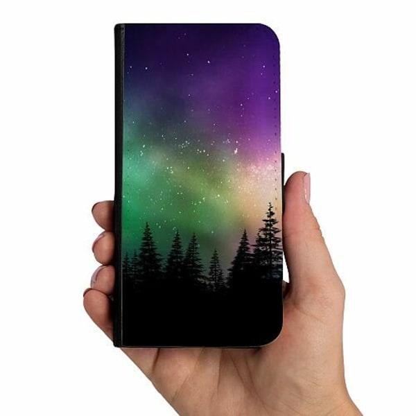 Samsung Galaxy A51 Mobilskalsväska Northern Lights