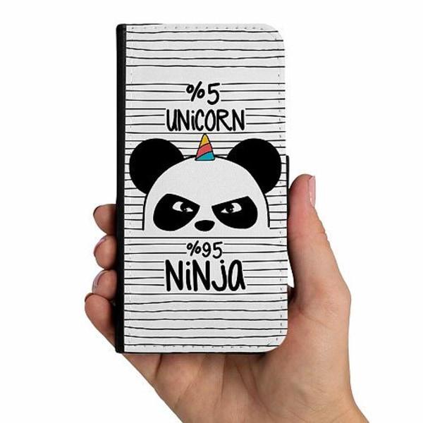 Apple iPhone 11 Pro Mobilskalsväska Panda