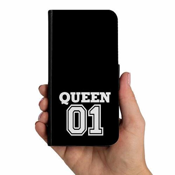 Samsung Galaxy A51 Mobilskalsväska Queen 01