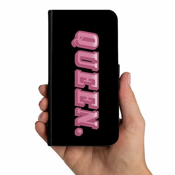Samsung Galaxy A40 Mobilskalsväska Queen