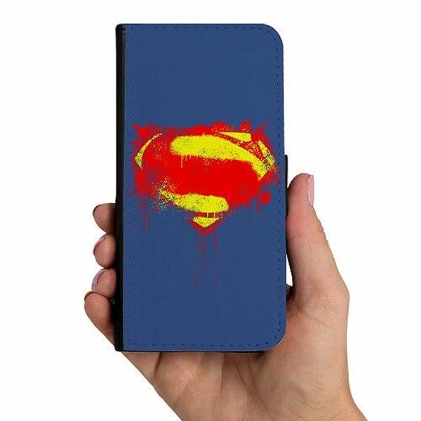 Samsung Galaxy A51 Mobilskalsväska Superman Splat