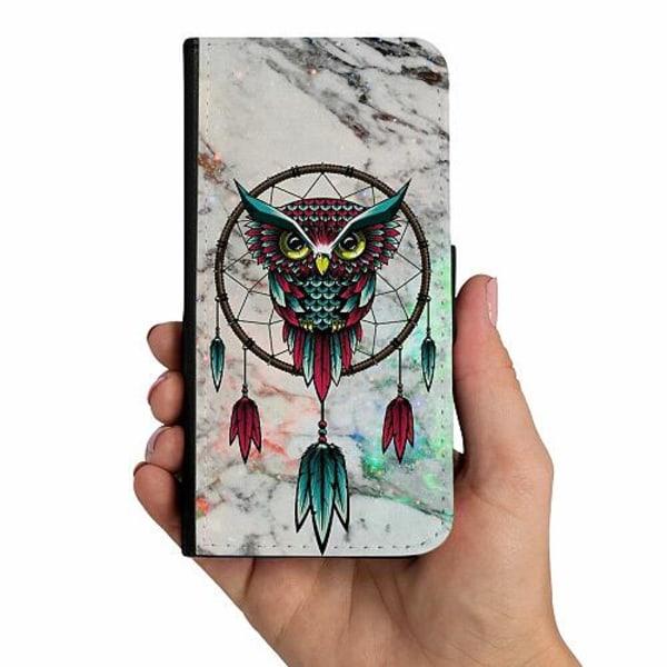 Samsung Galaxy A50 Mobilskalsväska Uggla