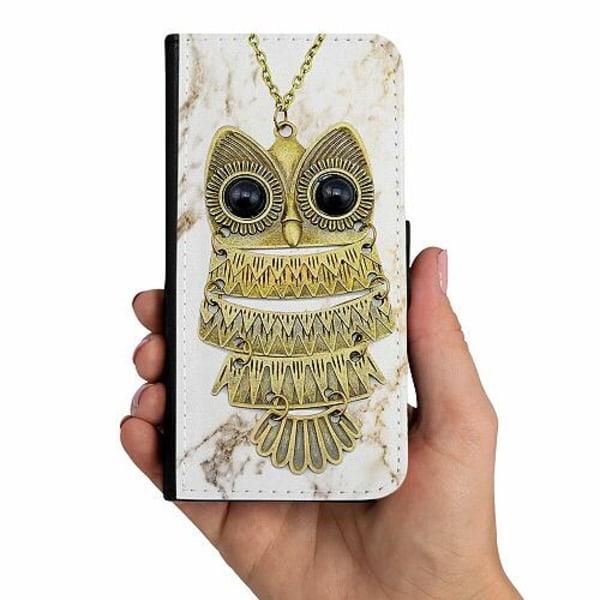 Samsung Galaxy A51 Mobilskalsväska Uggla