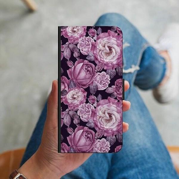 OnePlus Nord N100 Plånboksskal Blommor