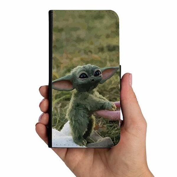 Samsung Galaxy A40 Mobilskalsväska Yoda