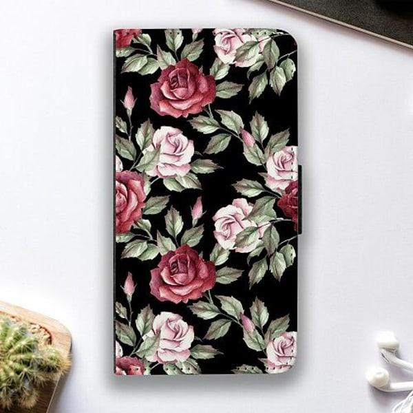 Sony Xperia L3 Fodralskal Blommor