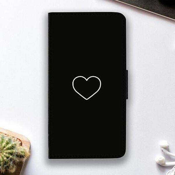 Sony Xperia L3 Fodralskal Hjärta
