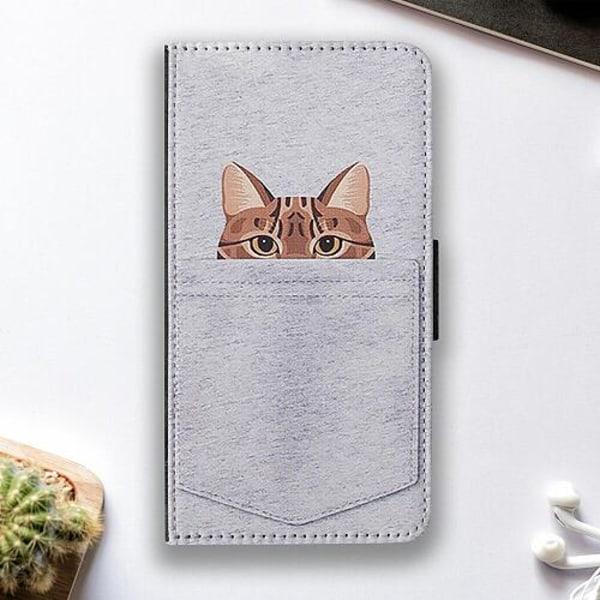 Sony Xperia L3 Fodralskal Katt