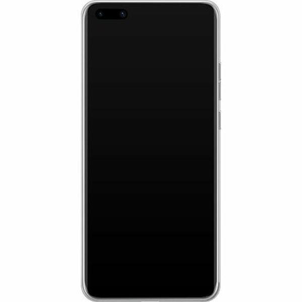Huawei P40 Pro Mjukt skal - Onyx