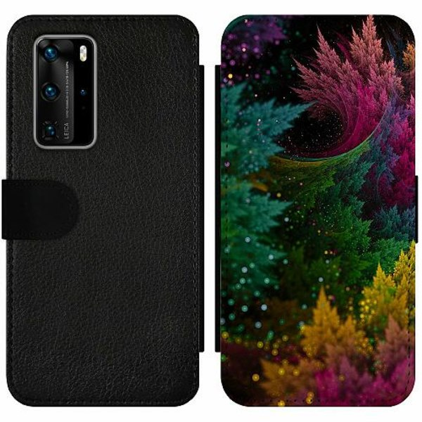 Huawei P40 Pro Wallet Slim Case PixyDust