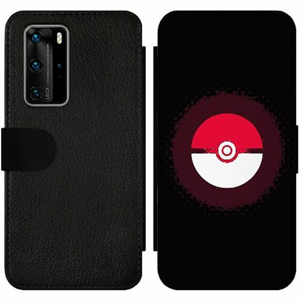 Huawei P40 Pro Wallet Slim Case Pokemon