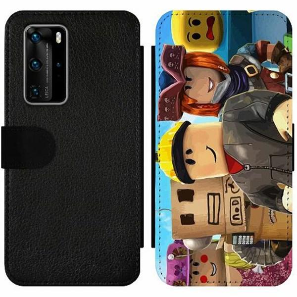Huawei P40 Pro Wallet Slim Case Roblox