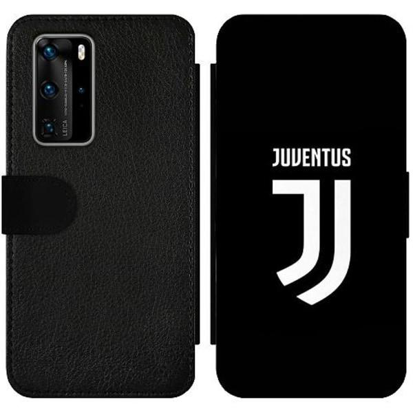 Huawei P40 Pro Wallet Slim Case Juventus