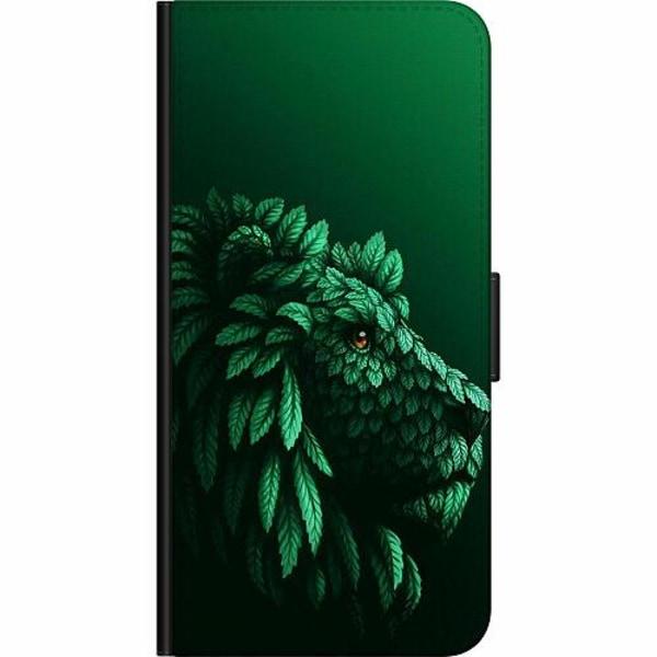 Apple iPhone 8 Fodralväska Vegan Lion