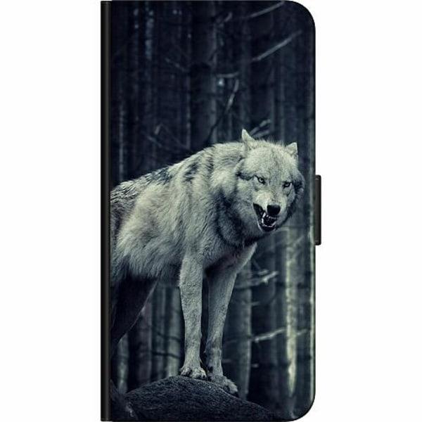 Apple iPhone 8 Fodralväska Wolf / Varg