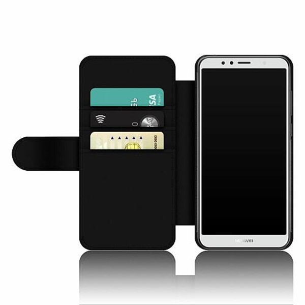 Huawei Y6 (2018) Mobilfodral Unicorn