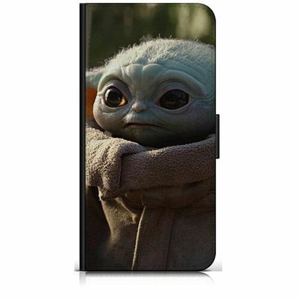 Huawei P40 Lite Plånboksfodral Baby Yoda