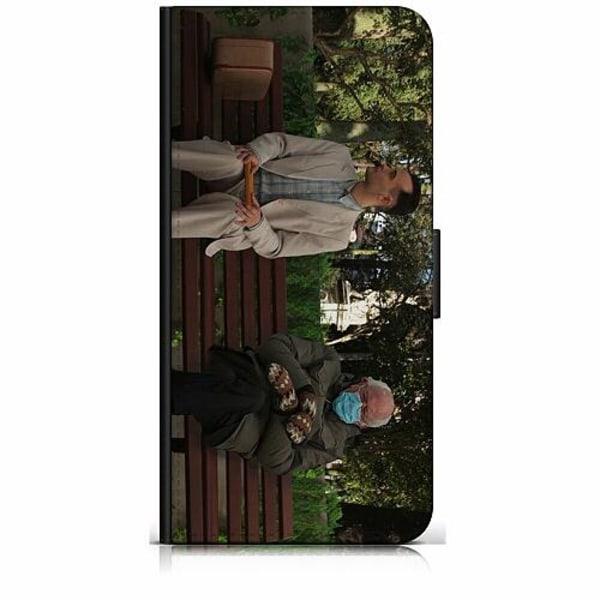 Samsung Galaxy S10e Plånboksfodral Bernie Sanders Meme