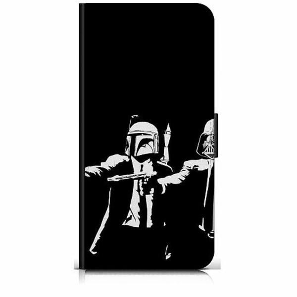 Huawei P40 Lite Plånboksfodral Star Wars