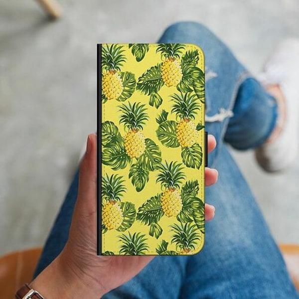 Huawei P Smart (2019) Plånboksskal Ananas