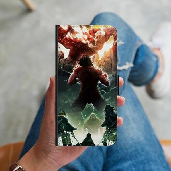 Samsung Galaxy A41 Plånboksskal Attack On Titan