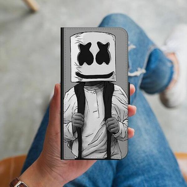 Samsung Galaxy S10 Plus Plånboksskal Fortnite Marshmello