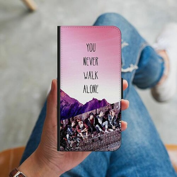 Samsung Galaxy S20 Ultra Plånboksskal K-POP BTS