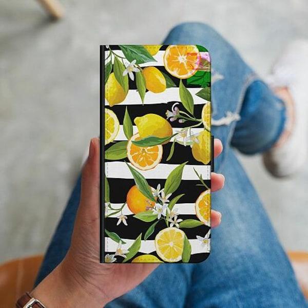 Samsung Galaxy A41 Plånboksskal Lemon Party