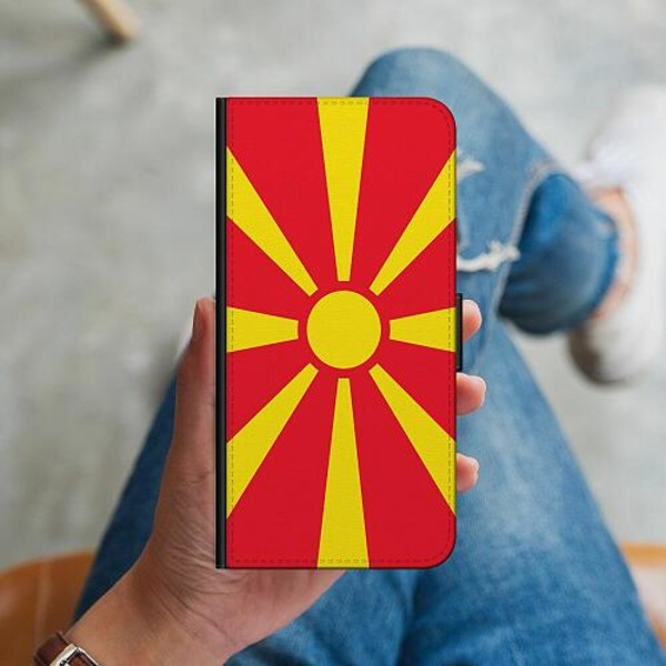 Samsung Galaxy Note 9 Plånboksskal Macedonia