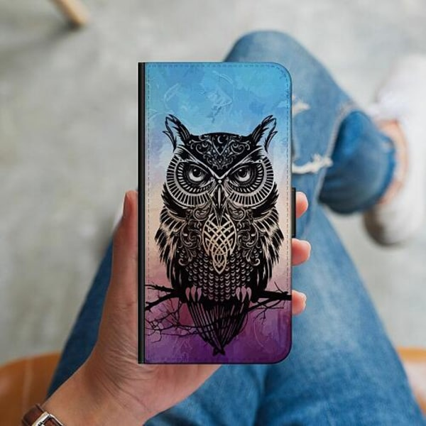 OnePlus Nord N100 Plånboksskal Owl