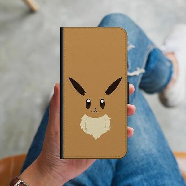 Samsung Galaxy A41 Plånboksskal Pokémon - Eevee