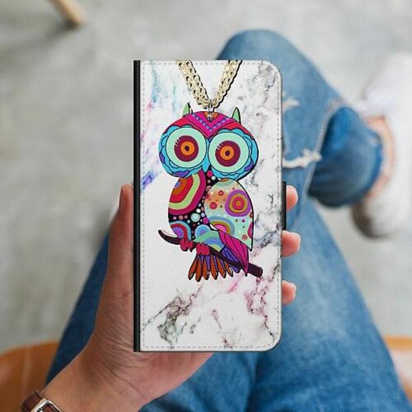 Samsung Galaxy A51 Plånboksskal Uggla