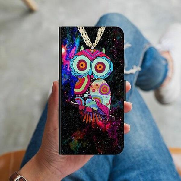 Samsung Galaxy Note 9 Plånboksskal Uggla