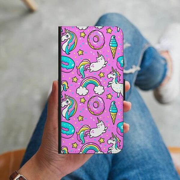 Samsung Galaxy A41 Plånboksskal Unicorn