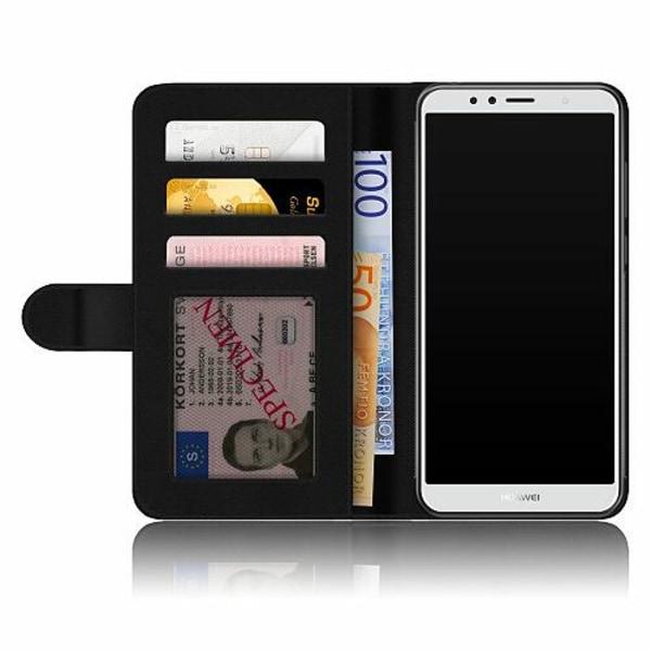 Huawei Y6 (2018) Plånboksskal Naruto