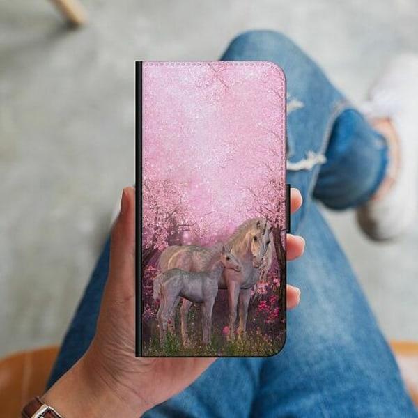 Apple iPhone 12 mini Plånboksskal Unicorn