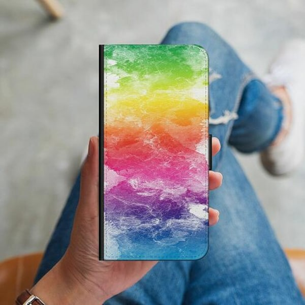 Samsung Galaxy A51 Plånboksskal Watercolor Fade