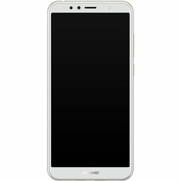 Huawei Y6 (2018) Mjukt skal - Billie Eilish 2021