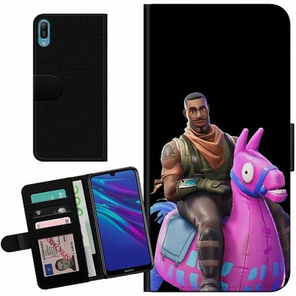 Huawei Y6 (2019) Billigt Fodral Fortnite Loot Llama