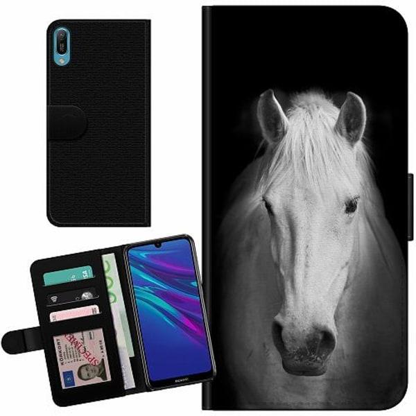 Huawei Y6 (2019) Billigt Fodral Häst