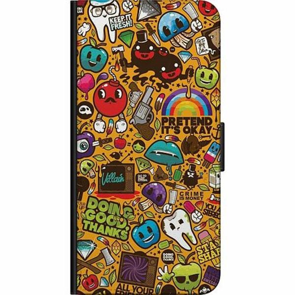 Samsung Galaxy A51 Billigt Fodral Stickers