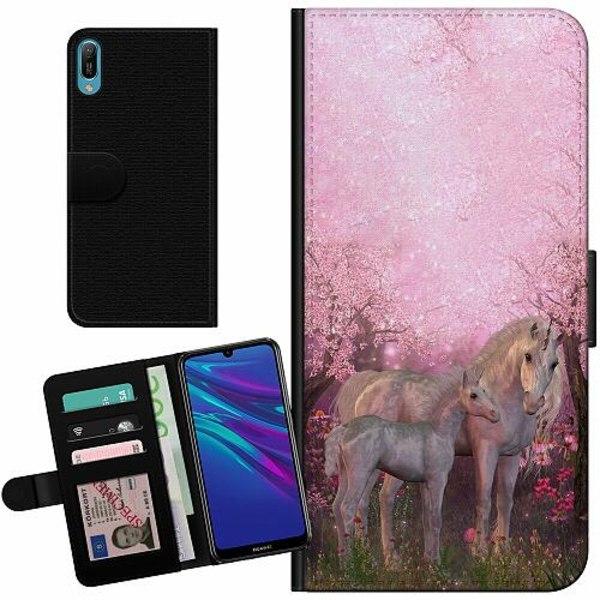 Huawei Y6 (2019) Billigt Fodral Unicorn
