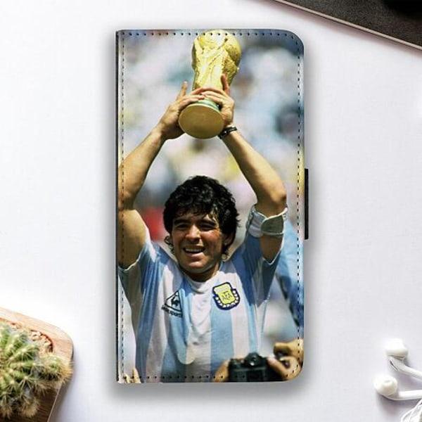 Sony Xperia L3 Fodralskal Diego Maradona