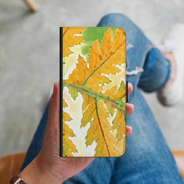 Huawei Y6s (2019) Plånboksskal Autumn Left
