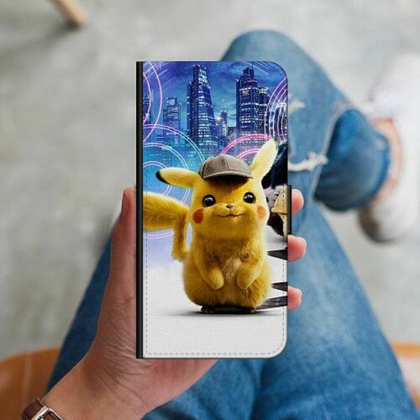 Huawei Y6s (2019) Plånboksskal Detective Pikachu - Pikachu