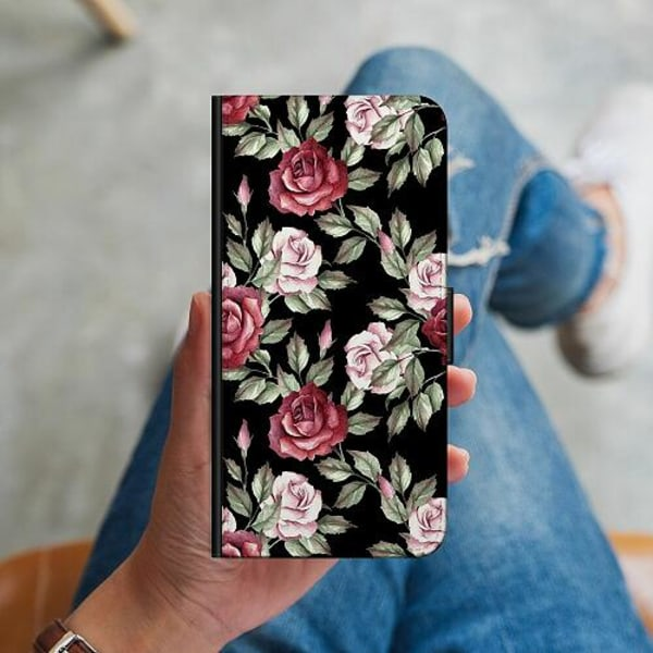 Huawei Y6s (2019) Plånboksskal Floral Dream