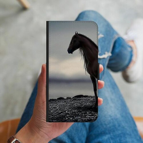 Huawei Y6s (2019) Plånboksskal Häst / Horse
